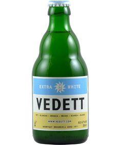 Belgium Duvel Moortgat Vedett white beer