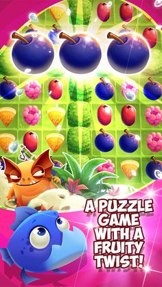 Fruit Nibblers- screenshot