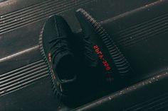 adidas Yeezy Boost 350 V2 (Black) –Sneaker Freaker