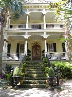 SCAD's Magnolia Hall, where Midnight in the Garden of Good & Evil was written