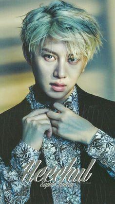 Hee-chul [Super Junior] Devil Magic Photo-book
