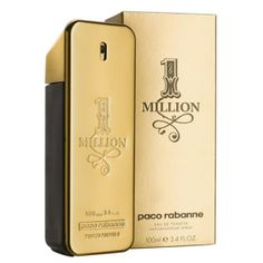 PACO RABANNE 1 MILLION 200ML FOR MAN Brand: Paco Rabanne Product Code: Eau de Toilette -17% off  See more at: http://profumino.it/index.php?route=product/productproduct_id=20034482