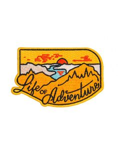 Life of Adventure Patch – Strange Ways