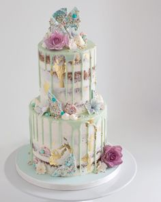 I want a drip cake for my next birthday and believe it or not-not a chocolate one.