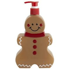Christmas Holiday Home Decor - Vanilla Gingerbread Hand Soap   Get paid up to 8.6% Cashback when you shop at Pier 1 with your DubLi membership. Not a member? Sign up for FREE at www.downrightdealz.net