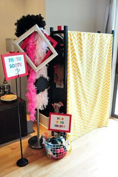 Diy photo booth props sign backdrop prop display box wedding photo booth props so doing before and afters for bachelorette party solutioingenieria Choice Image