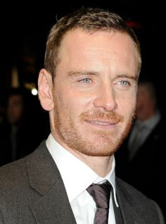 Michael Fassbender.      If you don't know who he is now, you will very soon...