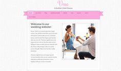 Vow -Notch WordPress Theme for Wedding Websites