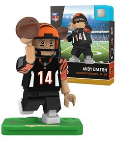 OYO Sports | Cincinnati Bengals OYO minifigures & Field Sets