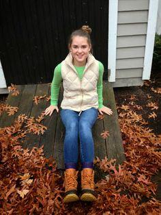 I want those boots