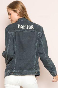 Brandy ♥ Melville   Amara Darling Jacket - Clothing