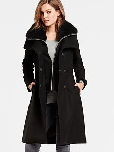Fit-and-flare Coat - Victoria's Secret