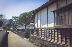 Hagi, préfecture de Yamaguchi, Japon. Patrimoine de l'Unesco, sites de la révolution industrielle Meiji