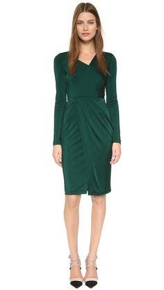 Yigal Azrouel Asymmetrical Dress