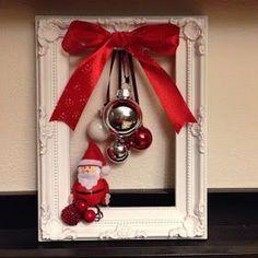 decoração de natal idéias