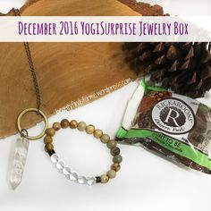 17ca215a0 Unboxing December 2016 Yogi Surprise Jewelry Box + Promo Code & Next Month  Spoilers!