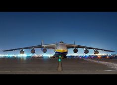 A product of the last days of the U.S.S.R, the Antonov An-225 Mriya is the largest airplane in existence, and one of the most impressive examples of modern engineering. Learn more about it here!