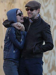 Olivia wilde & Jason sudeikis Cutest ever, I love them together
