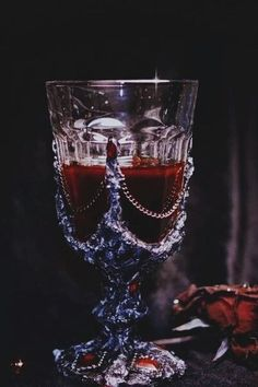 Ideas For Fantasy Art Vampire Blood Dracula, Gothic Aesthetic, Wicca, Character Inspiration, Wine Glass, Creepy, Horror, Images, Victorian Bedroom