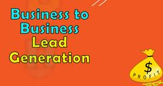 Check this link right here http://www.intellisea.com/services-b2b-lead-generation/ for more information on Business to business lead generation. Business to business lead generation strategies like telemarketing is only successful when you implement methods to making them work. If you have 100 leads in your hand, make the most of them by using these tips. Folow us : https://del.icio.us/intellisea