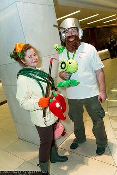 Plants vs Zombies | DragonCon 2013