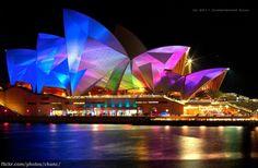 sydney vivid - sydney sydney opera house ...