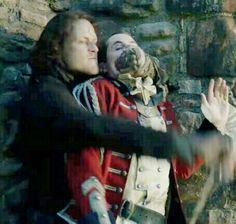 Jamie attacks Lord John!