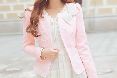 Find images and videos about pink, kawaii and pastel on We Heart It - the app to get lost in what you love. Style Lolita, Lolita Mode, Preppy Outfits, Girly Outfits, Fashion Outfits, Kawaii Fashion, Lolita Fashion, Stylish Dresses, Cute Dresses