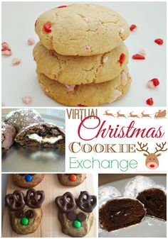 Let's Have a Virtual Christmas Cookie Exchange @Staci Salazar {7 on a Shoestring}