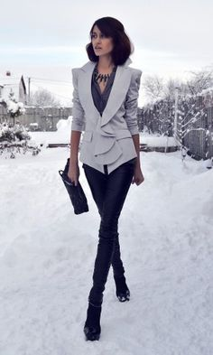 cute blazer.