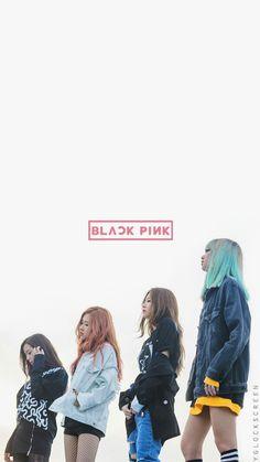 Blackpink wallpaper  Cre: YGlockscreen/tumblr