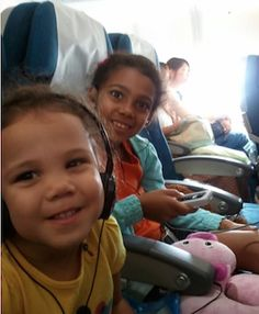 5 tips to international flights with babies and toddlers