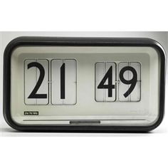 0bc3a0e8-5e32-4f05-98dc-32539f801bfd_273.Jpeg (273×273) [Cifra flip clock split-flap-display clock] #industrialchic