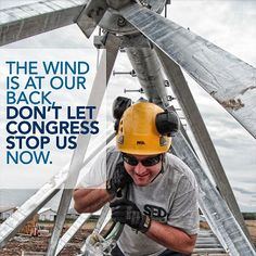 Write to Congress Today | Power of Wind | If Congress chooses to extend 2 common-sense energy policies, the production tax credit & investment tax credit, before the end of the year, wind power is poised to provide more clean & affordable energy to Americans than ever before. If they let them expire, we could repeat what happened last year, when they let the policies lapse & we lost a devastating 92% of wind power's growth. Please SIGN & share this action. Thanks. (11/11)