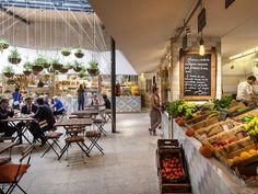 El huerto de Lucas, una combinación de mercado y cantina orgánica que ofrece productos 100% ecológicos FOTOS: Amador Toril http://www.muudmag.com/spa/pagina/483-El-Huerto-de-Lucas
