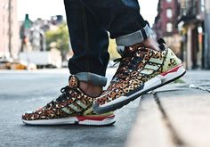 "NEW adidas ZX FLUX X Extra Butter ""Chief Diver""SHOES size 10.5 $130 #adidas #RunningCrossTraining"
