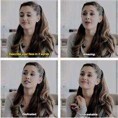 Ariana Grande ha sido siempre una bellísima persona, pero tras el concierto One Love Manchester de anoche todo el mundo lo sabe.