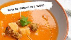 Supă de somon cu legume Thai Red Curry, Ethnic Recipes