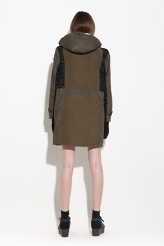 Prezo Parka V2 - F/W12 Women, Coats - Surface to Air online store