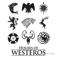 Game Of Thrones Symbols Pictures to Pin on Pinterest ...