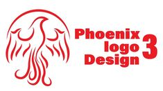 Probably the most popular and admired mythical bird in the world, the Phoenix, could be the perfect choice for your company or business logo. Mythical Birds, Phoenix Design, Business Logo, Logo Design, Logos, Logo