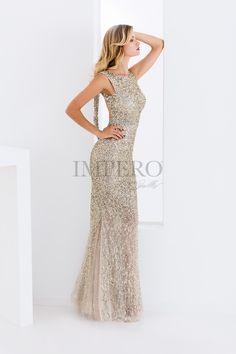 EL 03 #abiti #dress #wedding #matrimonio #cerimonia #party #event #damigelle #beige