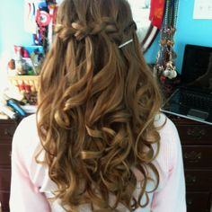 Prom hair! cathbuddin
