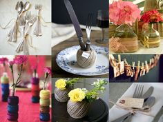 No Impact Bride: Decorate Your Wedding with (Eco-Friendly) Twine