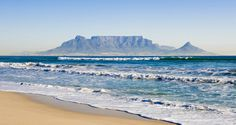 Photo about Table Mountain - the world famous landmark in Cape Town, South Africa. Image of seascape, destination, holiday - 6135250 Table Mountain Cape Town, Famous Landmarks, World Famous, Us Travel, First World, Wander, Tourism, Places To Go, Stock Photos