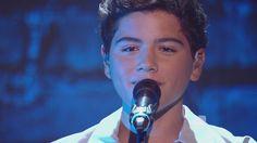 """Jaime Cruz sings """"Heroe"""" on La Banda's second live show. Watch his rehearsal and performance. Jaime Cruz interpreta """"Héroe"""" en el segundo show en vivo de La ..."""