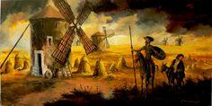 Resultado de imagem para D. Quixote