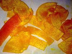 Ahorrar en tiempos de crisis: Piel de naranja limpia. Snack Recipes, Healthy Recipes, Snacks, Chips, Food, Ideas, Homemade Spices, Empanadas Recipe, Preserve
