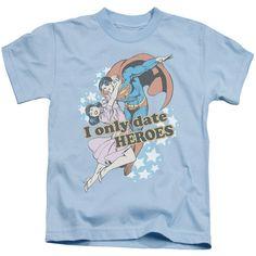 Superman: Fickle Juvy T-Shirt