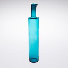 Nanny Still, Riihimäen Lasi Oy. Water Bottle, Glass, Design, Auction, Drinkware, Corning Glass, Water Bottles, Yuri